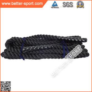 Crossfitロープ、戦いロープは、力ロープに運動させる
