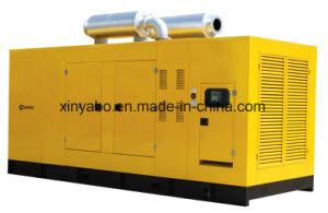 32 квт/40 ква бесшумный генераторная установка дизельного двигателя Cummins