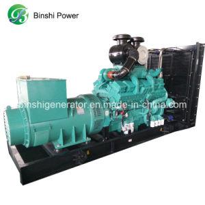 Gruppo elettrogeno diesel di Cummins 82kw /103kVA