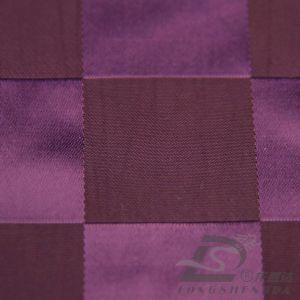 75D 190t Tecidos Jacquard Plaid Taffeta 100% de tecido de poliéster (CS63046OA)