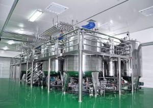Serbatoio mescolantesi di lavaggio liquido del sapone liquido dell'acciaio inossidabile del miscelatore dell'omogeneizzatore