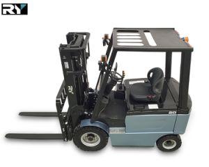 Chariot élévateur royal système électrique à C.A. de contrôleur de Zapi de batterie de colporteur de l'Allemagne de chariot gerbeur de 3 tonnes 3000 kilogrammes