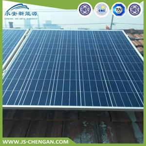 солнечнаяо энергия/электрическая система -Решетки 5kw портативные для домашних модулей