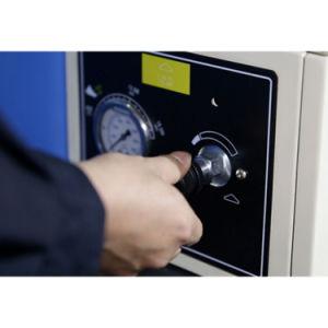 안전 잠그개 삽입 기계 824 (수동과 자동)