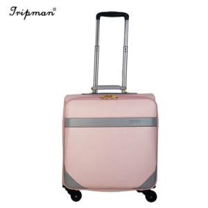 Gute Qualitätseinstieg-Kasten-weiches Laufkatze-Gepäck mit 4 Rädern