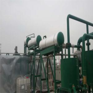 Zsa中国黒い車オイルおよび不用なオイルの再生システム