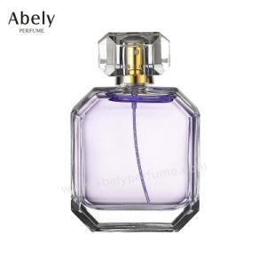 Parfum femelle en cristal de créateur de bouteille de parfum avec le parfum de créateur