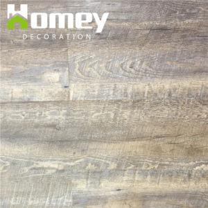 Non pavimentazione di legno del vinile del PVC di sguardo di slittamento