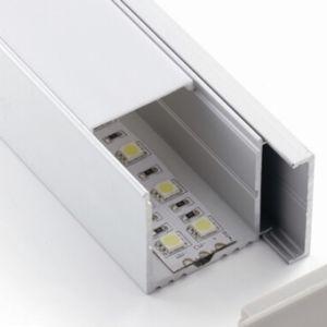 LED de alta calidad precio de fábrica de perfiles de aluminio de doble hilera TIRA DE LEDS
