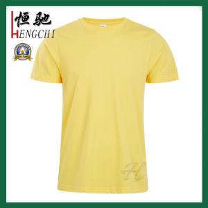 Maglietta normale di ginnastica degli abiti sportivi del cotone/Spandex/poliestere per gli uomini