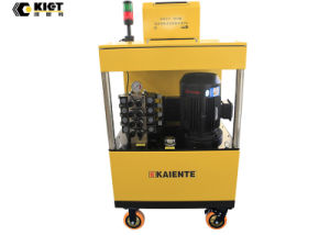 Kiet PLCの単動Pulse-Width制御同期油圧持ち上がるシステム