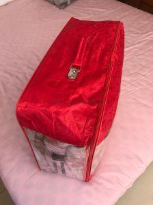0,15mm PVC & figurado pano saco comum