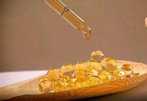 Il GMP ha certificato l'alimento salutare/l'olio di pesce raffinato cura del fegato dello squalo di Natura Omega 3