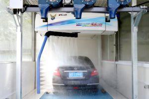 Les fabricants de matériel de lavage de voiture Touchless