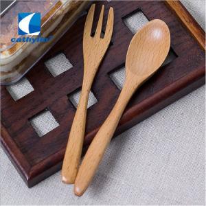 Novos itens Eco-Friendly talheres de bambu descartáveis biodegradáveis Jantar Set