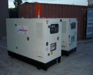 35kw Générateur Diesel avec Yanmar 4TNV98T-Gge et original de Stamford alternateur