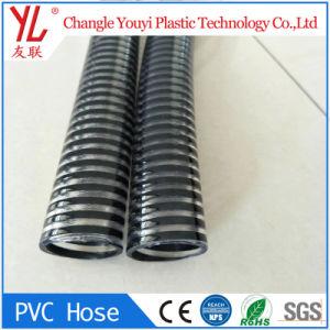 Tubo del PVC di /Black del tubo flessibile di ventilazione del grande diametro per il condotto dello sfiato del tubo del sistema di ventilazione /PVC