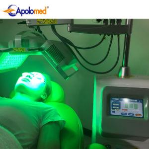 Ce l'approbation médicale PDT LED RVB Rouge 635mm vert 560mm Bleu PDT LA THÉRAPIE PHOTODYNAMIQUE appareil