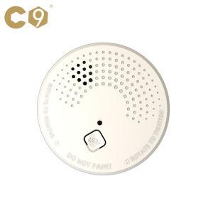C9 Détecteur de fumée d'accueil de la sécurité d'alarme incendie