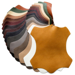 Materiais ecológicos Anti-Stratch Couro artificial Carro Seat sofá de couro PU Leather