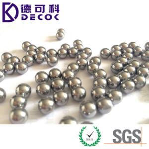 Bille en acier inoxydable 5.556mm de 6mm 6.35mm 7.144mm 7.938mm 304 316 Bille en acier inoxydable G100