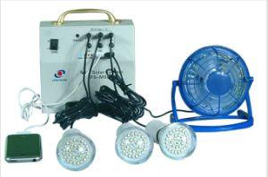 소형 태양 가정 전원 시스템 (LSF-MSP80)