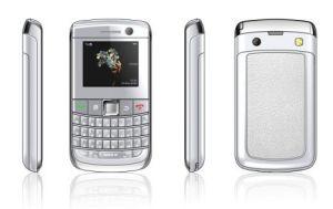 Het Toetsenbord van Qwerty met TV Dubbele SIM Mobiele 9700