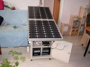 태양 발전기 (SNTZ-80)