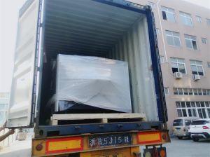 Boîtes en carton ondulé Dossier automatique Machine d'encollage Gluer (GK-1100GS)