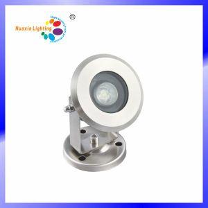 Mini1w Highquality Edelstahl LED Underwater Lamp