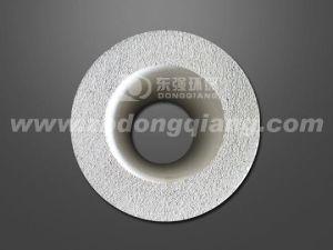 La alúmina alto filtro cerámico poroso Tubo para Precoat