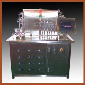 Sterilizer da tubulação do laboratório