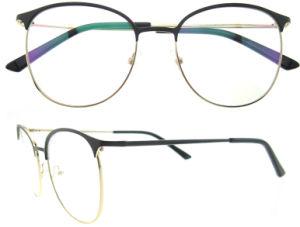 Nouveau mode de lunettes rondes Lunettes optiques Lunettes Vintage châssis