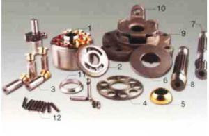 Pompe à piston hydraulique Kawasaki pour pièces rotatives