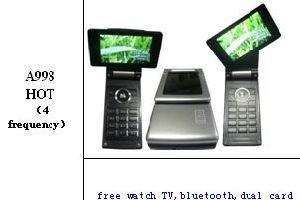 Fernsehapparat-Mobile