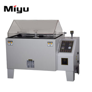 Mositure Maresia câmara de ensaio / SAL climáticas evitar a corrosão do equipamento de teste de Pulverização