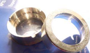 Кольцевое уплотнение из карбида вольфрама.