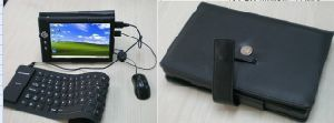 Touch Screen UMPC Mini Laptop (ND-700)