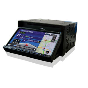 Double-Din 7'' Car DVD Player with All-In-One Function (GP-7001)