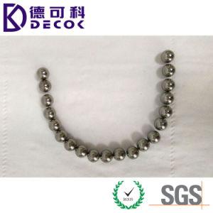 La bola de acero inoxidable 304 barata, la bola de acero inoxidable Peso (0.3-60mm RoHS, SGS, ISO: 9001: 2008).