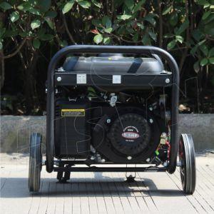 Bison (China) BS2500b (H) Certificado CE de alambre de cobre de arranque eléctrico portátil de uso doméstico Generador Gasolina 2kVA.