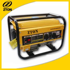 2kw si dirigono il generatore elettrico della benzina portatile di uso