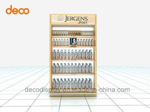 Cardboard Paper Wall Mounted Floor Shelf Display