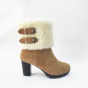 Haut talon Boots