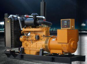 Gerador eléctrico de gasóleo pela China Shanghai Dongfeng 1500/1800rpm do motor Diesel (SDEC tipo de motor)