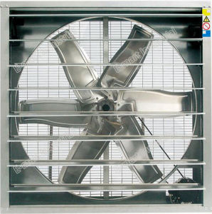 42'' de escape de Ventilación Industrial El sistema de refrigeración