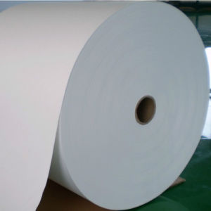 F8 Filtro de aire de fibra de vidrio Material de filtro medio