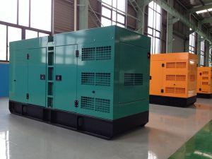 100 kVA /80kw generador Cummins en silencio a la venta con Ce aprobada (GDC100S)