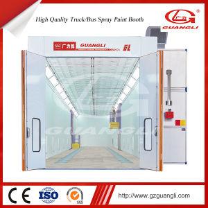 Китай высокого качества на заводе автомобиль грузовой автомобиль автобус аэрозольная краска для выпекания в салоне с маркировкой CE