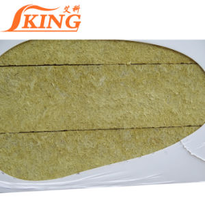 A lã de rocha da placa de isolamento de lã mineral Preço de isolamento de lã mineral